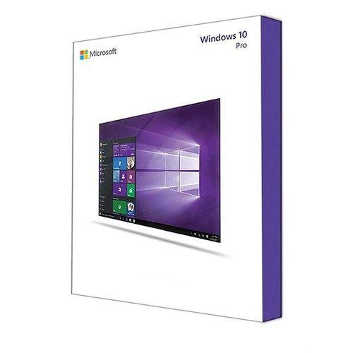 MS WINDOWS 10 PRO 32BIT/64BIT TURKCE USB - KUTU (FQC-09127)